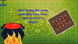 Design and Production of Handmade Carpet Using New Technologies to Increase Exports