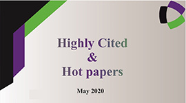 Highly cited and hot papers from ICST (May 2020)