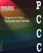 Progress in Color, Colorants and Coatings